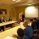 Spotkanie było poświęcone omówieniu zasad udzielania preferencyjnych pożyczek dla Firm działających na terenie Dolnego Śląska